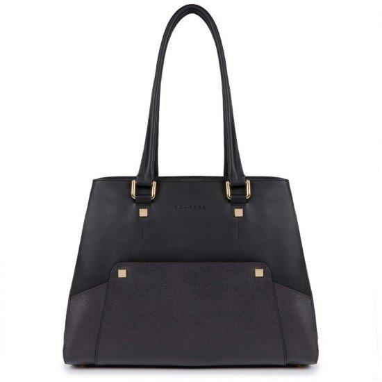 Дамска чанта за рамо Uhura - черна