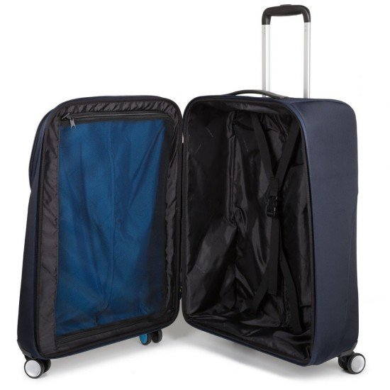 Куфар Coleos 66,50 см. - тъмно син