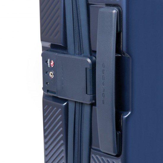 Куфар PiQ3 75 см. - син