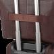 Бизнес чанта с две отделения Vibe - кафява