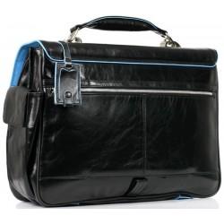 Бизнес чанта Blue Square - черна