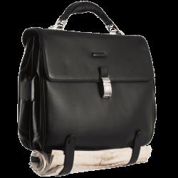 """Бизнес чанта за лаптоп 15"""" Modus - черна"""