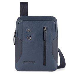 Чанта за рамо Akron - синя