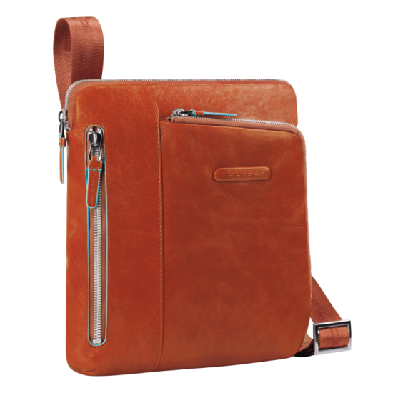 Чанта за рамо Blue Square - оранжева