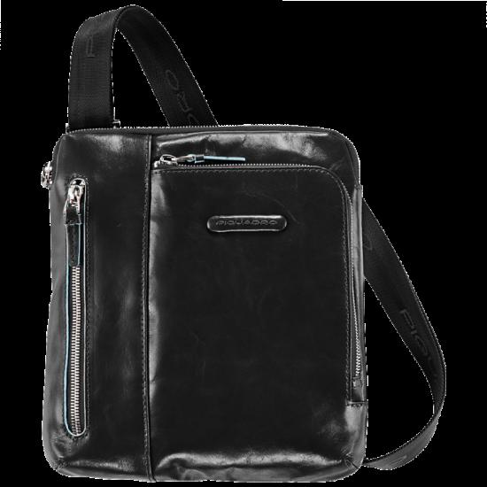 Чанта за рамо Blue Square - черна