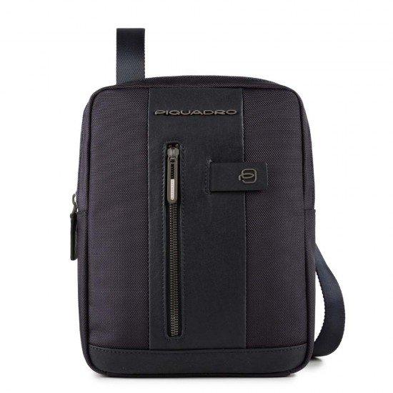 Чанта за рамо Brief вертикална - синя