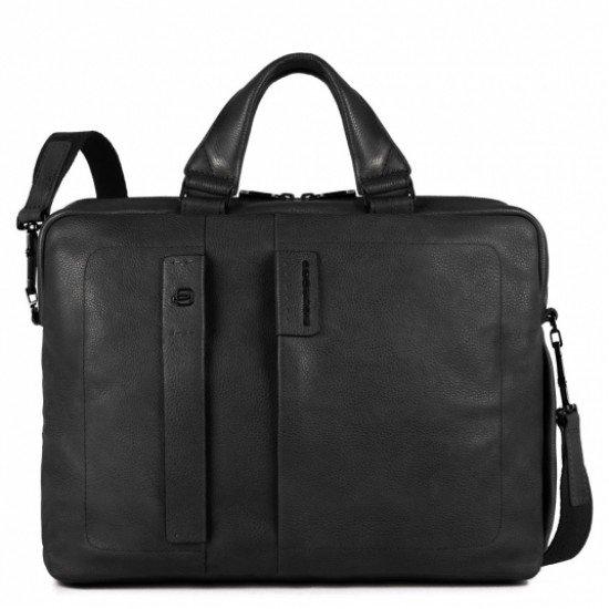 Чанта за документи P15 Plus - черна