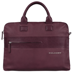 """Бизнес чанта за лаптоп 13"""" Laszlo - лилава"""