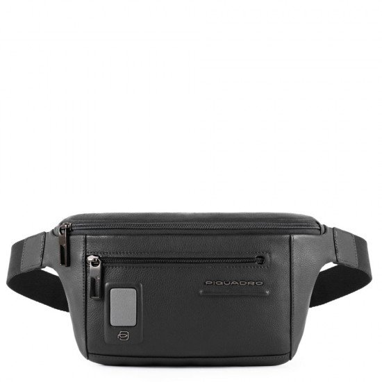 Чанта за кръст Akron - черна