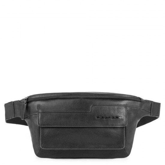 Чанта за кръст Vostok - черна