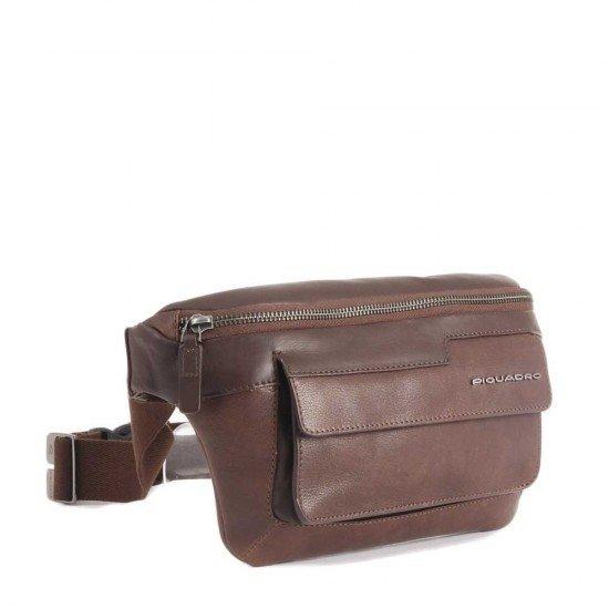 Чанта за кръст Vostok - кафява