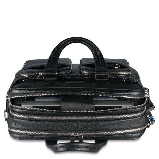 Бизнес чанта за документи Modus - черна
