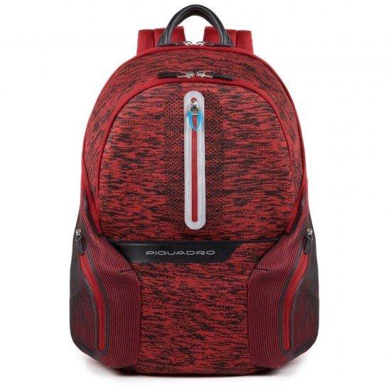 Раница за лаптоп Coleos - червена