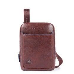 Чанта за рамо Blue Square - кафява