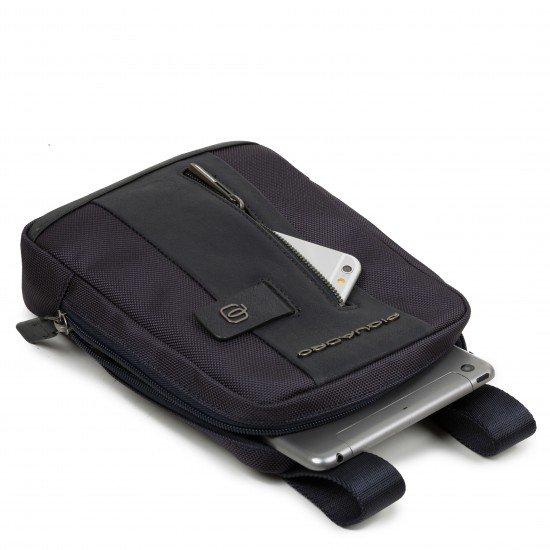 Чанта за рамо Brief вертикална - черна