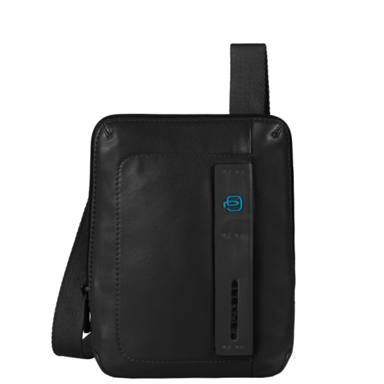 Чанта за рамо Pulse вертикална - черна