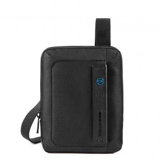 Чанта за рамо вертикална - черна
