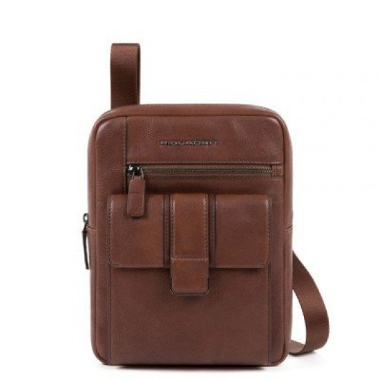 Чанта за рамо Kobe - кафява