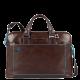 Дамска бизнес чанта Blue Square - махагон