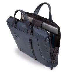 Бизнес чанта Hakone - тъмно синя