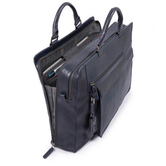 Мъжка бизнес чанта Vostok - черна
