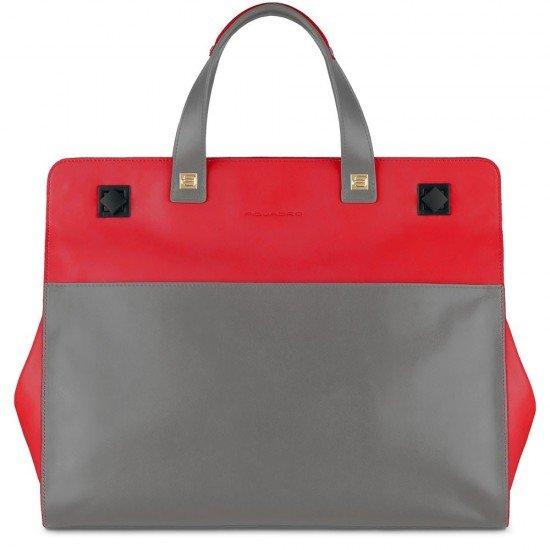 Дамска чанта Omega - червена