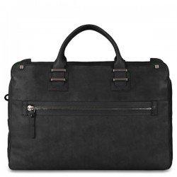 """Чанта за лаптоп 15.6"""" Tau - черна"""