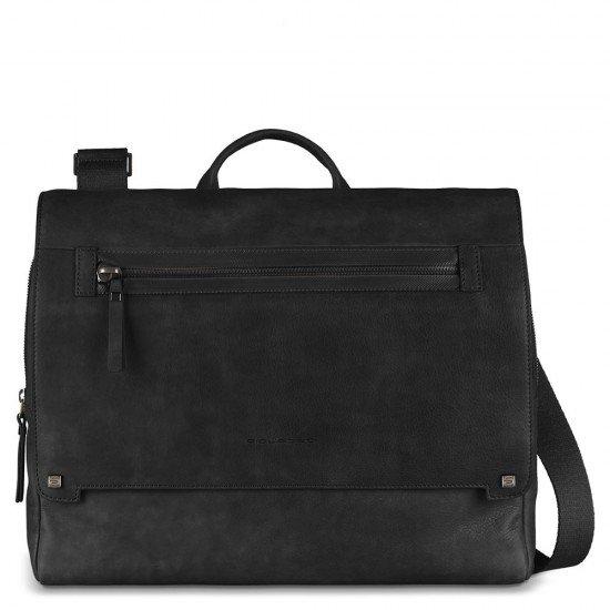 """Чанта за лаптоп 13"""" Tau - черна"""