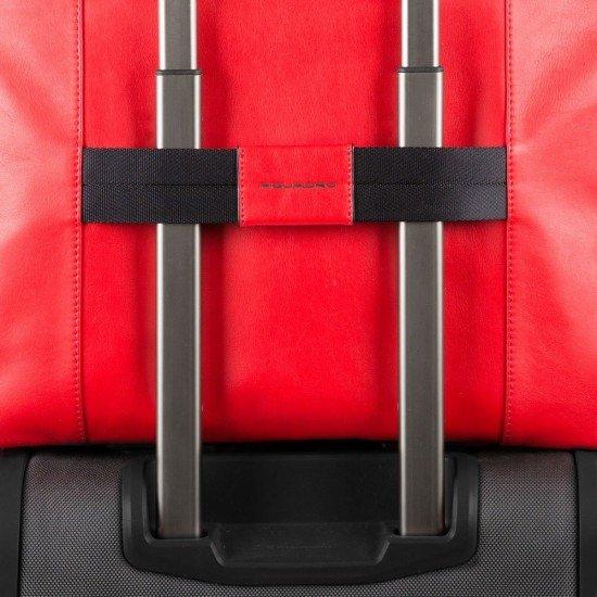 """Бизнес чанта за лаптоп 15.6"""" Setebos - червена"""