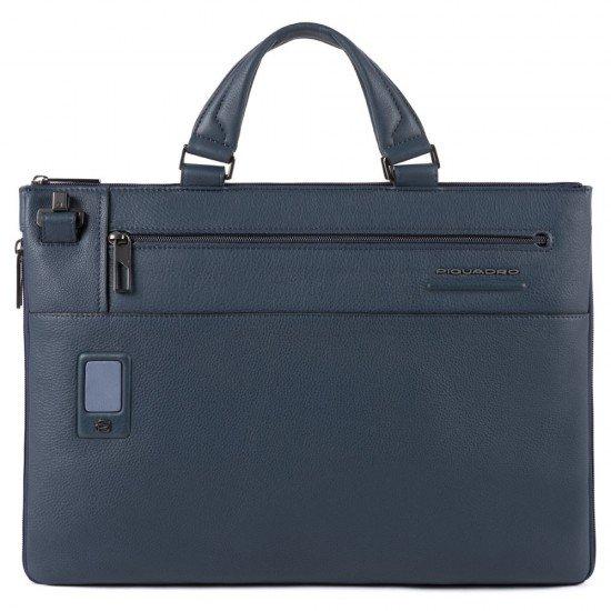 "Бизнес чанта за лаптоп 15.6"" Akron - синя"
