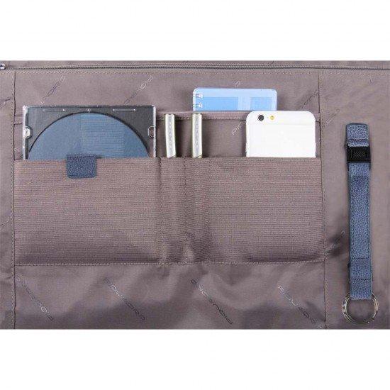 Чанта за лаптоп P16Plus - синя