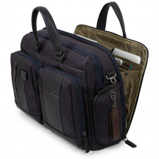 Бордна чанта Brief - черна