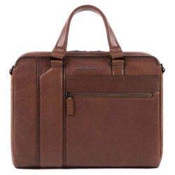 Бизнес чанта Kobe - кафява