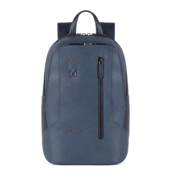 """Раница за лаптоп 14"""" Hakone - синя"""