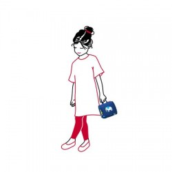 Детска козметична чанта Reisenthel - Тъмно синя
