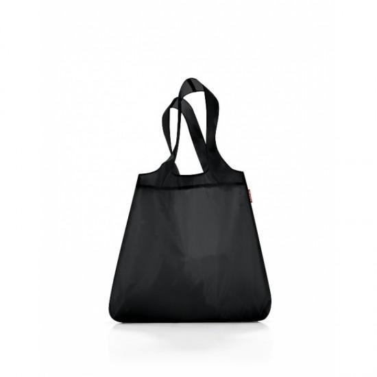 Чанта за пазаруване Mini maxi Reisenthel  Райе - Черна