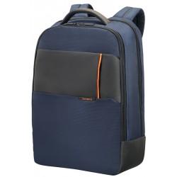 QIBYTE Раница за лаптоп 17.3 инча - Blue