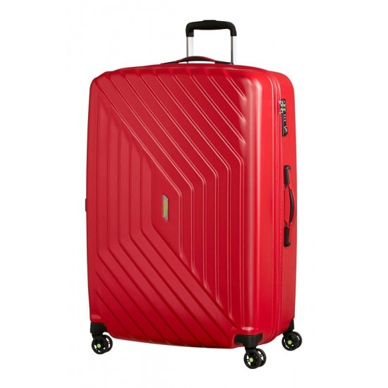 Куфар American Tourister Air Force 1 81 см - червен