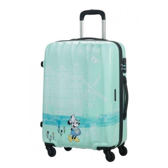 Куфар American Tourister Disney Legends 65 см - Take Me Away Minnie Amsterdam