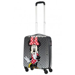 Куфар American Tourister Disney Legends 55 см - Minnie Mouse Polka Dot