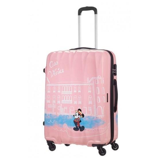 Куфар American Tourister Disney Legends 75 см - Take Me Away Mickey Venice