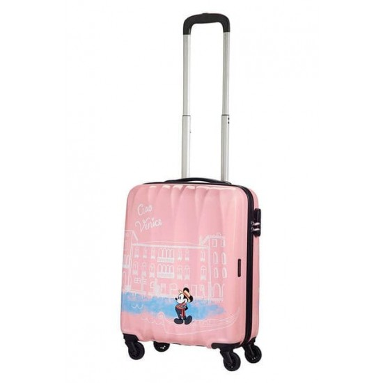 Куфар American Tourister Disney Legends 55 см - Take Me Away Mickey Venice