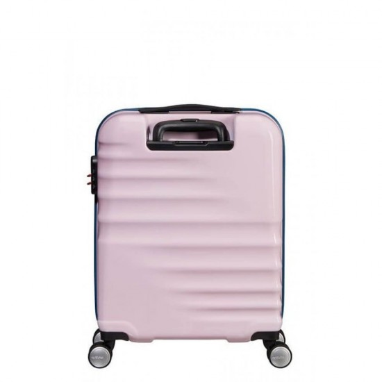Куфар American Tourister Wavebreaker 55 см - Minnie Darling Pink