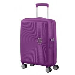 Куфар American Tourister Soundbox 55 см с разширение - Purple Orchid