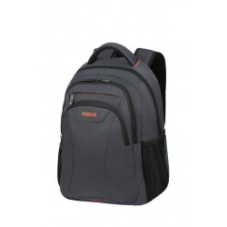 Раница American Tourister 39.6cм/15.6″ At Work - сив/оранжев