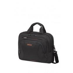 """Чанта за лаптоп At Work 13.3-14.1"""" - черен/оранжев"""