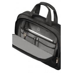 Чанта At Work за лаптоп 15.6″ - черно/оранжево