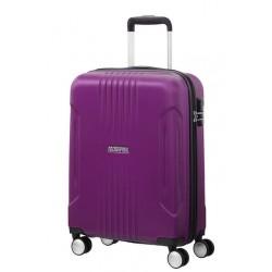 Куфар American Tourister Tracklite 55 см - лилав