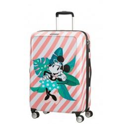 Куфар American Tourister Funlight Disney 67 см - Minnie Miami Holiday