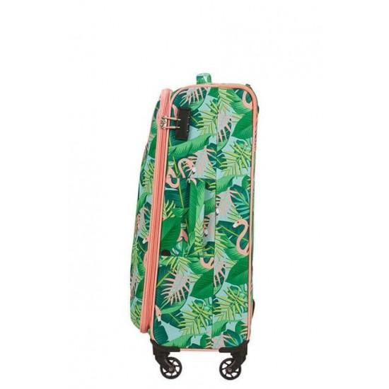Куфар American Tourister Funshine Disney 66 см - Minnie Miami Palms